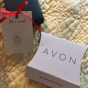 "AVON ""Loved"" Necklace"